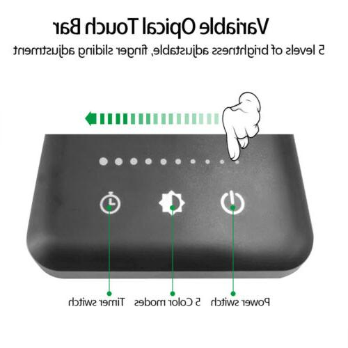 Dimmable Lamp Touch Levels