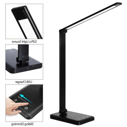 Dimmable LED Lamp Touch with Charging 5 Levels