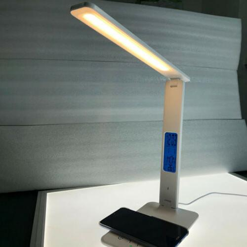 led desk lamp touch dimmable table reading