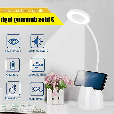led dimmable 3 color modes touch sensor