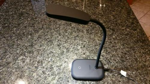 NEW IN Black SUNBEAM LED LAMP with FLEXIBLE Fast Shipping