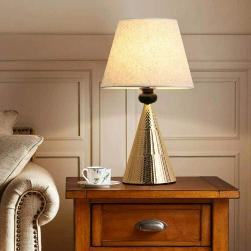 Set of Table Lamps Nightstand Office