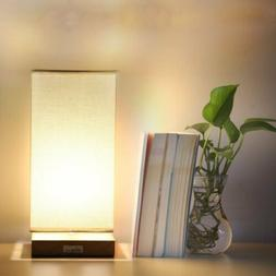 Modern Bedside Table Lamp Desk Lamp Nightstand Light Bedroom
