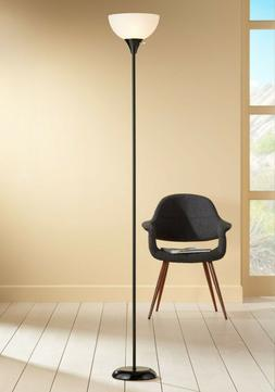 360 Lighting Modern Torchiere Up-Light Floor Lamp with Tall